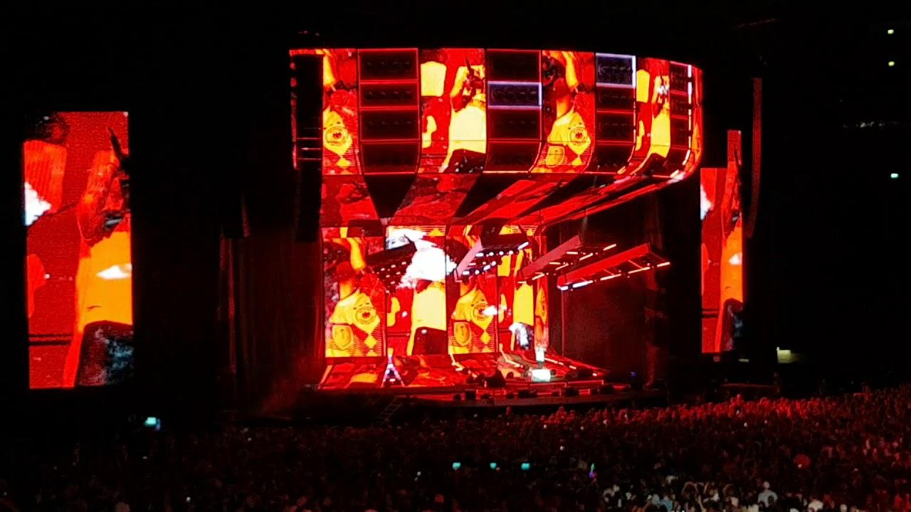 Veltins Arena Ed Sheeran