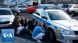 Hospital Shooter Kills At Least 6 in Czech Republic
