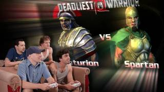 Deadliest Warrior! - Video Games AWESOME!