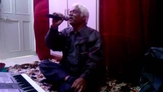 Aaj Purani Raahon se Koi Mujhe (Aadmi - 1968, Mohd Rafi) - karaoke by Mr. Chandrashekhar Niranjani