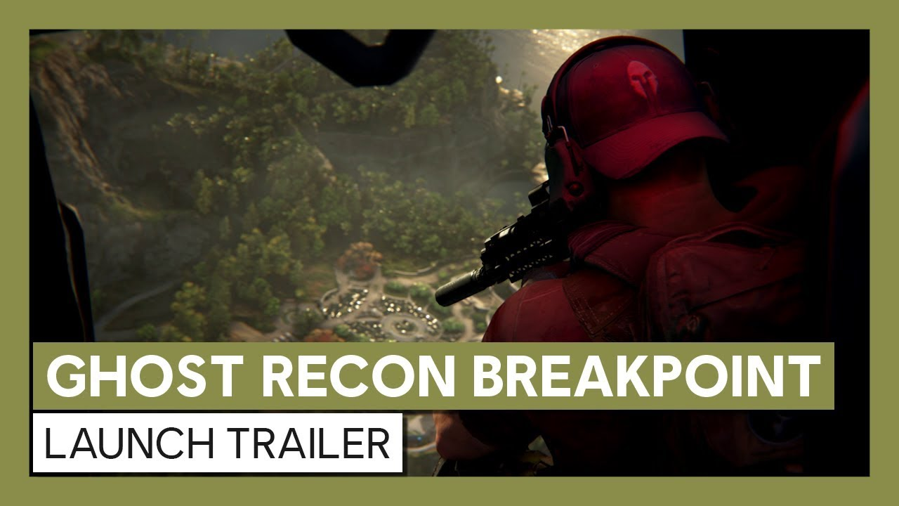 Ghost Recon Breakpoint: Launch Trailer