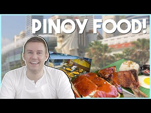 Top 5 Filipino Restaurants in Singapore
