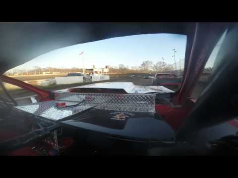 4-4-15 Peoria Speedway Street Stock #4B Budweiser Car