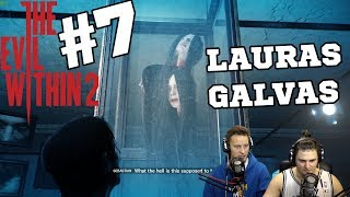 LAURAS GALVAS | The Evil Within 2 #7 | PC/ULTRA/60FPS