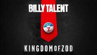 Billy Talent Kingdom Of Zod 2014 Lyrics