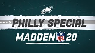 Madden 20 Details on Philly Special, RPOs, & More w/ EA Sports Designer   Eagle Eye in the Sky