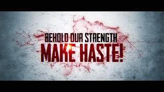 EXMORTUS - MAKE HASTE (LYRIC VIDEO)