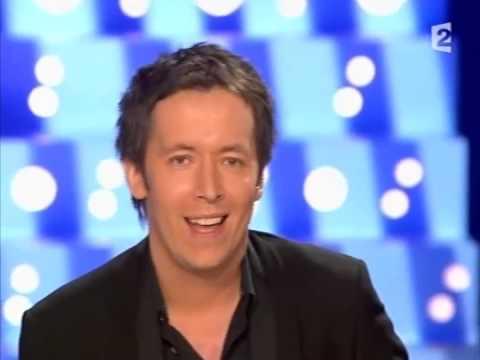 Jean-Luc Lemoine - On n'est pas couché 24 novembre 2007 #ONPC