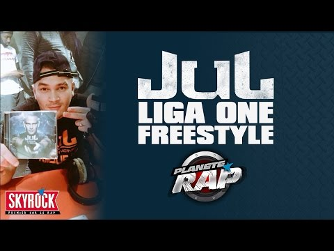 Jul & Liga One en freestyle #PlanèteRap
