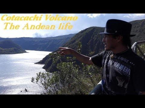 South America: The life of the Andean People in Cotocachi Ecuador