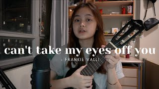 CAN'T TAKE MY EYES OFF YOU - FRANKIE VALLI (ver. Joseph Vincent) | #SEIVABELCOVER
