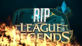How riot is killing league of legends