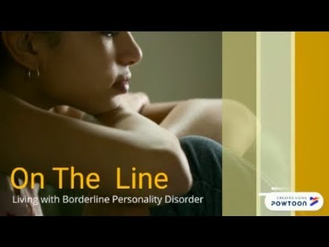 On The Line: Living With Borderline Personality Disorder
