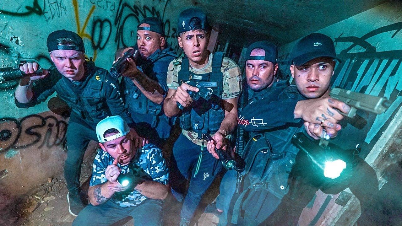 LEVEI OS NOVOS VISITANTES PARA UM CAÇADOR DE LENDA!