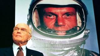 Former US astronaut John Glenn dead