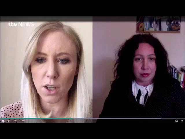 ITV Interview with Radha Stirling on Derrin Crawford Detained in Dubai
