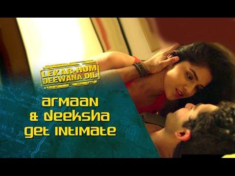 Armaan & Deeksha get to know eachother | Lekar Hum Deewana Dil | Armaan Jain & Deeksha Seth thumbnail
