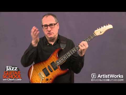 Jazz Guitar With Chuck Loeb: 2-5 Progression In Minor Keys