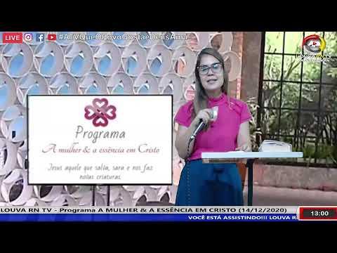 Transmissão ao vivo de LOUVA RN TV Canal 3