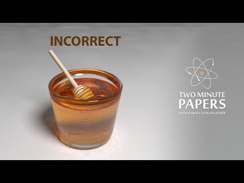 🍯 Realistic Honey Simulations, And Quickly - Possible?