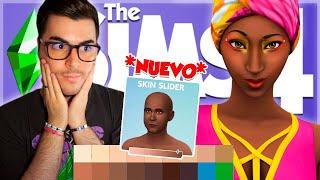 Se avecinan GRANDES CAMBIOS en Los Sims 4!! 😱  *NUEVO* Sliders de tonos de piel, maquillaje \u0026 más