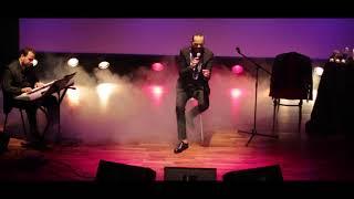 Gerson Galván en concierto YO ME PIDO VIDA - Nuevo Teatro Viejo Arucas 10/06/2018