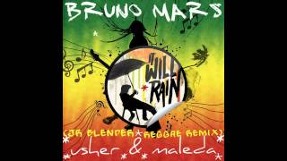 Bruno Mars  - It Will Rain (Jr Blender Reggae  Remix) [usher & maleda]