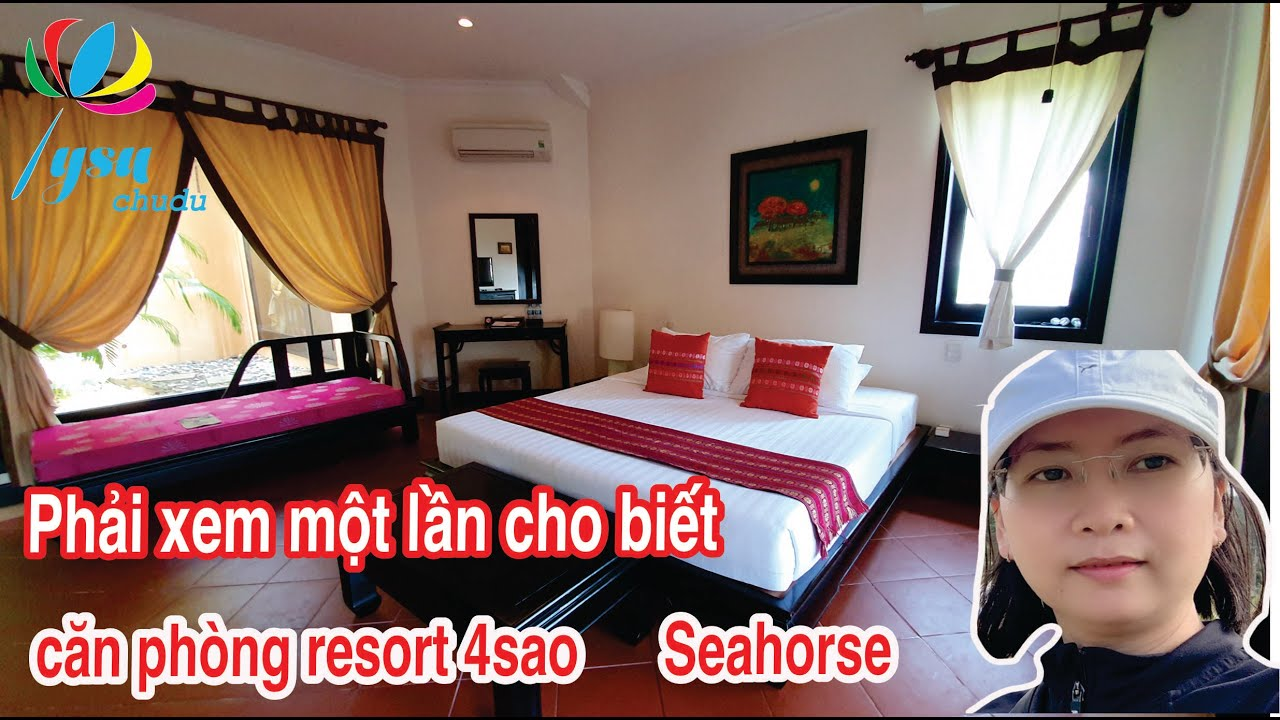 Quá Bất Ngờ Với Mức Giá Ở Resort 4 Sao SEAHORSE ⭕️   Tysu Chu du