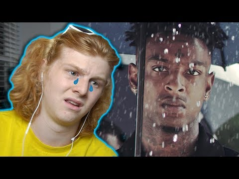 THIS HIT ME HARD! 21 Savage - Nothin New  REACTION!!