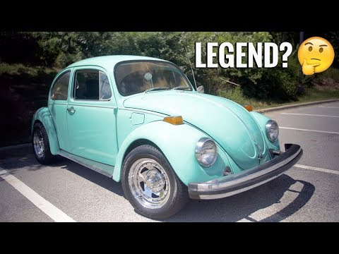 The Volkswagen Beetle is The Perfect Car For Everybody.