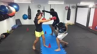 Boxe emagrecimento definição e defesa