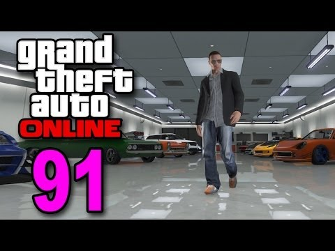 Grand Theft Auto 5 Multiplayer - Part 91 - ARM WRESTLING! (GTA Online Let's Play)