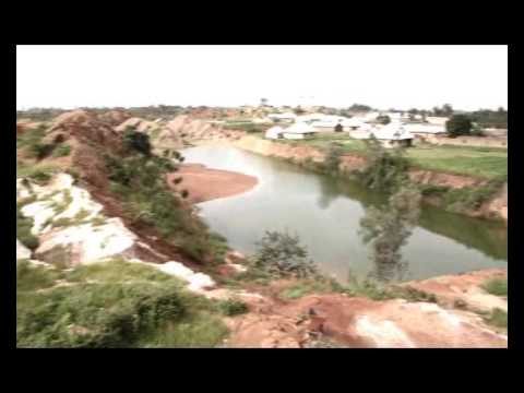 Tin Mining in Jos (100 yrs of neglect)