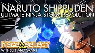 The Dojo - Naruto Shippuden: Ultimate Ninja Storm Revolution