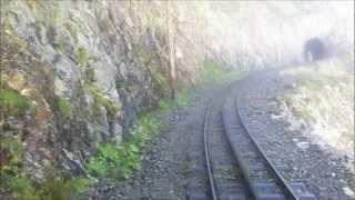 Voyage en cabine du Tramway du Mont Blanc [HD]