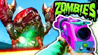 MAIN EASTER EGG SPEEDRUN & SKULL HOPPER IN 1 GAME! (Attack of the Radioactive Thing Double Pap Hunt)