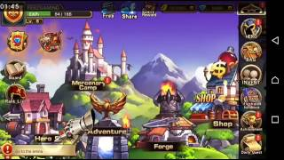 Brave Fighter 2: Frontier Free + MOD/APK (CHEAT: UNLIMITED MONEY & GEMS) Pro