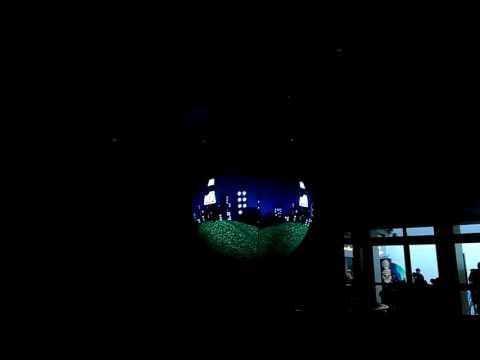 Weird Globe 🌍 Comes to Life at the Aquarium of the Pacific, Long Beach, California!