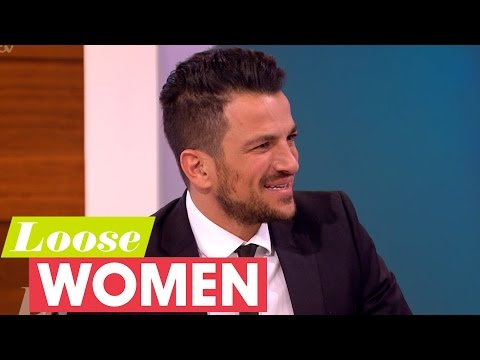 Peter Andre's Wife Shares An Embarrassing Story About Him | Loose Women & Men