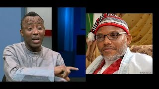 SOWORE REVEALS NNAMDI KANU'S WHERABOUTS AS SPECULATED!