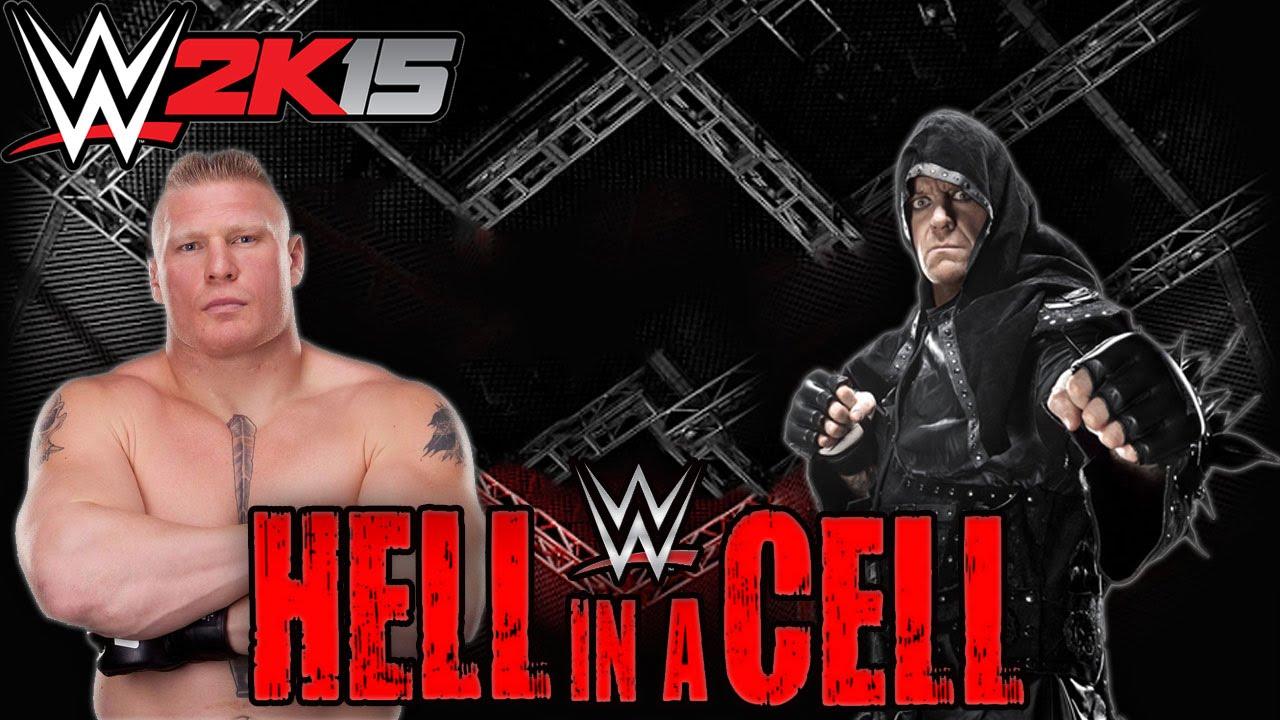 Undertaker Vs Brock Lesnar Hell In A Cell 2021