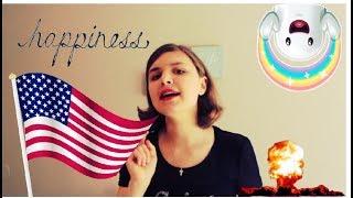 Мысли как Америка!/Уроки счастья от США.