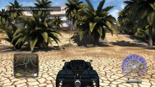 Test Drive Unlimited 2 - Yacht Walkthrough HD