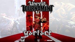 Unreal Tournament 3 (UT3): Warfare Gameplay #3 Downtown (PC) (HD)
