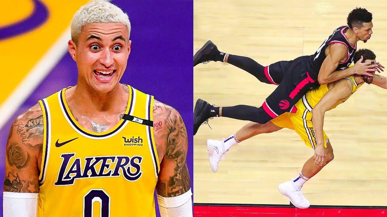 "NBA ""OOPS!"" MOMENTS"