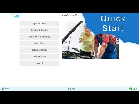 AutoRepair Cloud - Quick Start