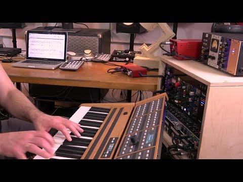 Nonlinear Labs C15 - Studio Package Update - USB-MIDI and Internal Digital Recording