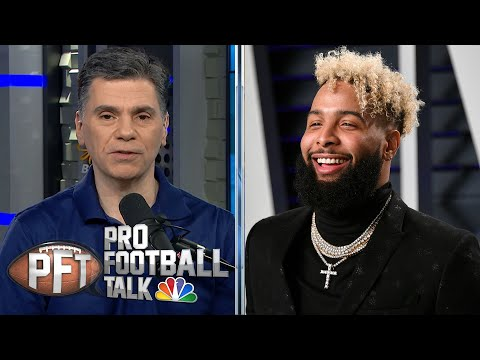 PFT Overtime: Odell Beckham to Browns, bad fits for Antonio Brown   Pro Football Talk   NBC Sports