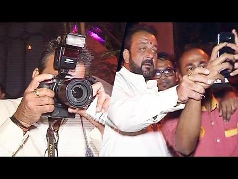 Sanjay Dutt's Super FUNNY DRUNK Video Goes Viral - Must Watch