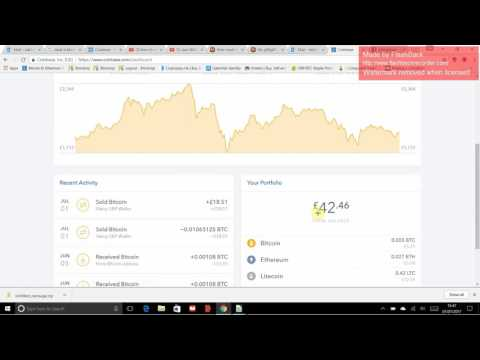 bitcoin exchange to ethereum in coinbase